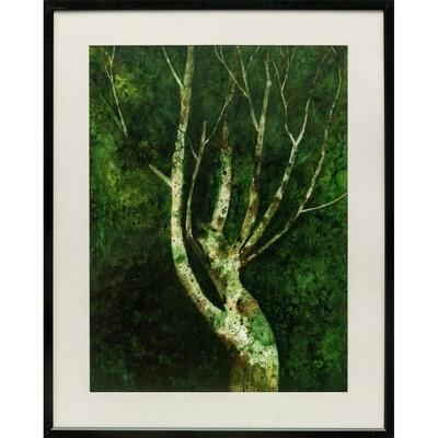 Winter Tree -- Jerry Baldwin