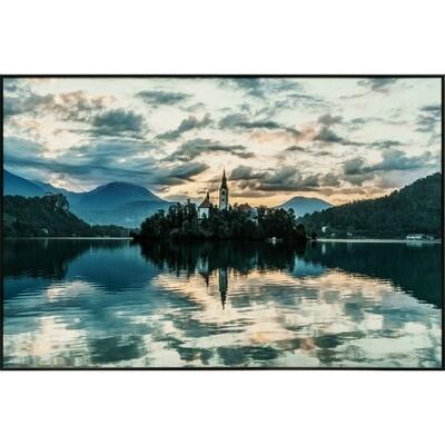 Lake Bled Dawn I -- Rob Tilley