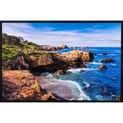 California Coast, 1 of 3 -- Lisa Marie Kostal