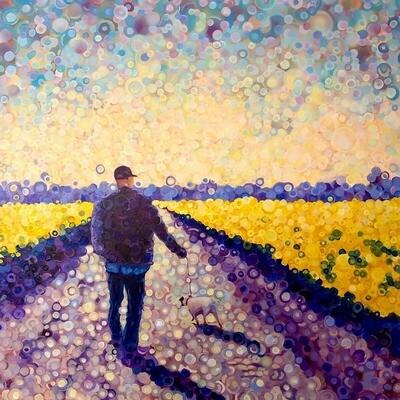 Walking in Fields of Gold -- Heidi Barnett