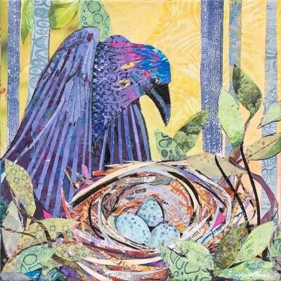 Nesting -- Ilona Brustad