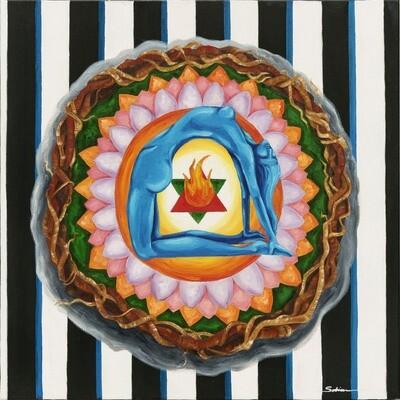 Mandala of Life -- Sobia Shuaib
