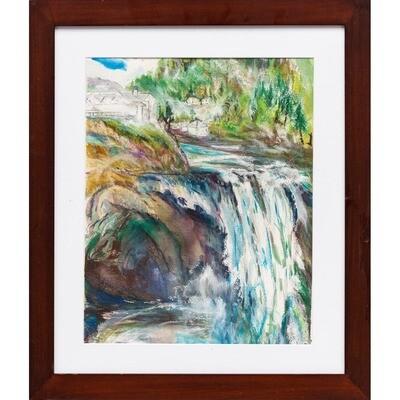 Impressions of the Falls -- Forrest Goldade