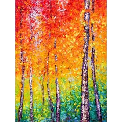 Autumn Evolution -- Kimberly Adams