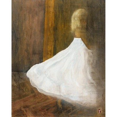 The Girl or The Dress -- Omar Torres-Rivera