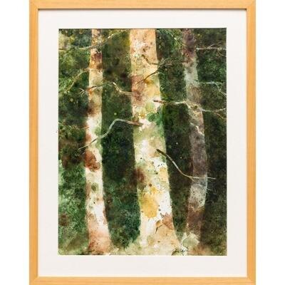 Three Trees -- Jerry Baldwin