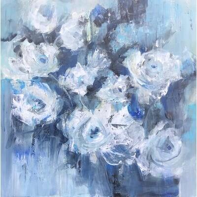 Elegant Blooms -- Anne Waters