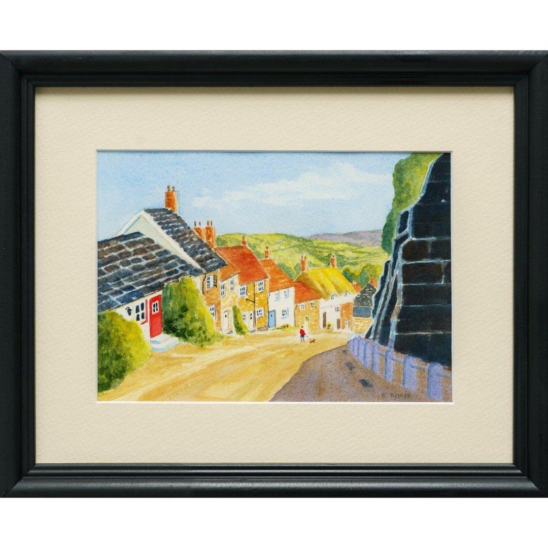 Baker, Roger -- Gold Hill, Dorset, UK