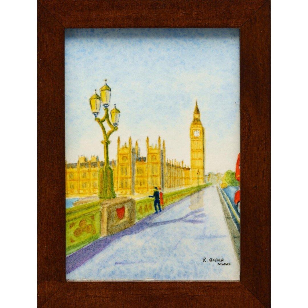 Baker, Roger -- Houses of Parliament