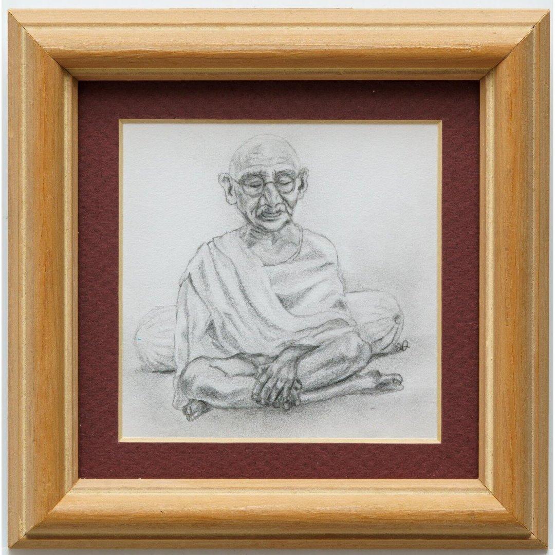 Bordianu, Theresa -- Gandhi