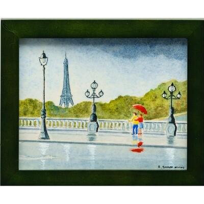 Baker, Roger -- Pont Alexandre, IV, Paris