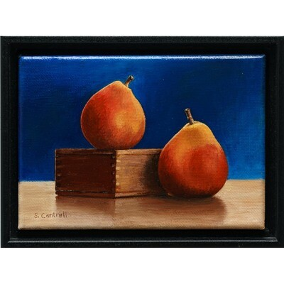 Cantrell, Sheila -- Box and Pears