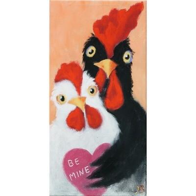 Be Mine -- Hilda Bordianu