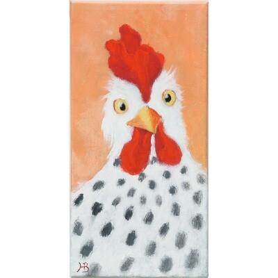Valentine Chicken 2 -- Hilda Bordianu