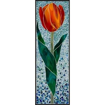 Orange Tulip -- Ginger Carter