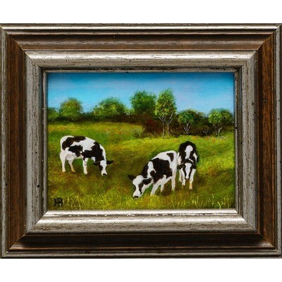 On Green Pasture -- Hilda Bordianu