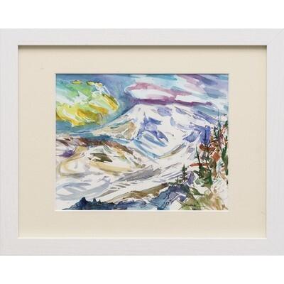 Mount Rainier from Paradise--Forrest Goldade