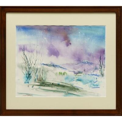 Wintertime on the Skagit -- Forrest Goldade