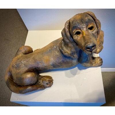 Large Dog -- Rachel Muller