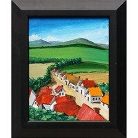 French Country Village -- John Cannon