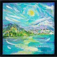 Sunrise Fishing Lake Whatcom -- Forrest Goldade