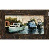 The Dock -- J. Goloshubin
