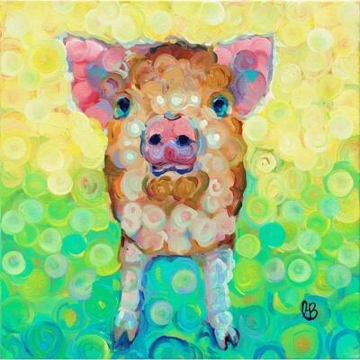 Piglet -- Heidi Barnett