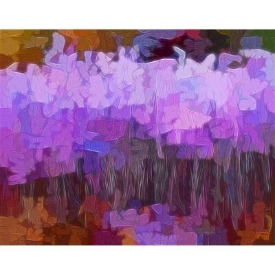 Hidden Forest -- Jean Burnett