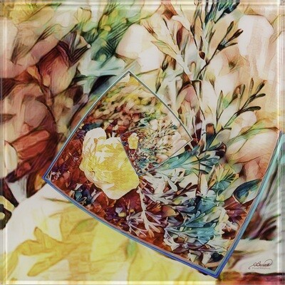 Floral Symphony -- Jean Burnett