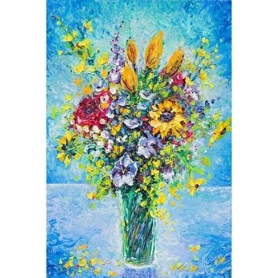 Market Bouquet -- Kimberly Adams