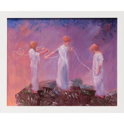 Three Fates II -- Irena Jablonski