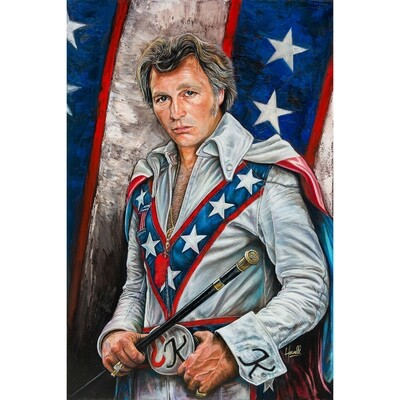 Evel Red White and Blue -- Marcus L. Howell
