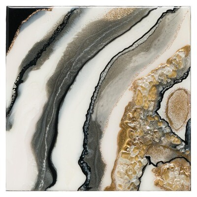 Oyster Pearl Goddess ll -- Kimberly Leo