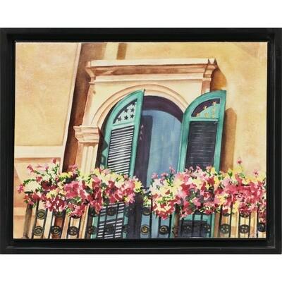 Tuscan Door -- Sandi McGuire