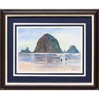 Beach Walk -- Sandi McGuire