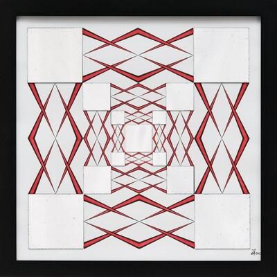 Infinite Mirror #4 -- Zac Aquino