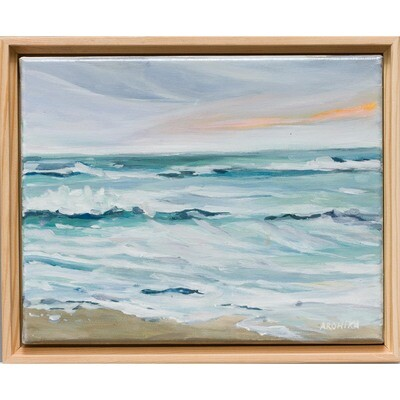 Go with the Waves -- Arohika Verma