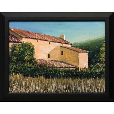Wine Storage Building -- John Cannon