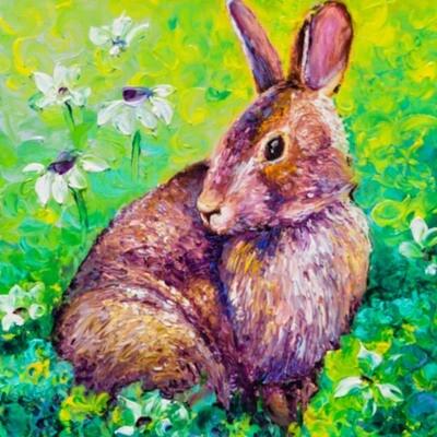 Some Bunny -- Kimberly Adams