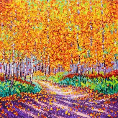 Imagining Autumn -- Kimberly Adams
