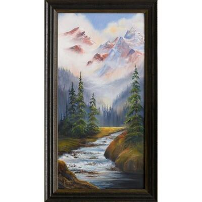 Mountain Stream -- Lois Haskell