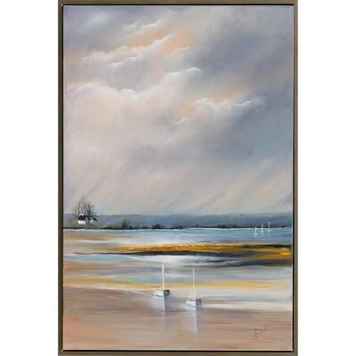 Misty Shore -- Lois Haskell