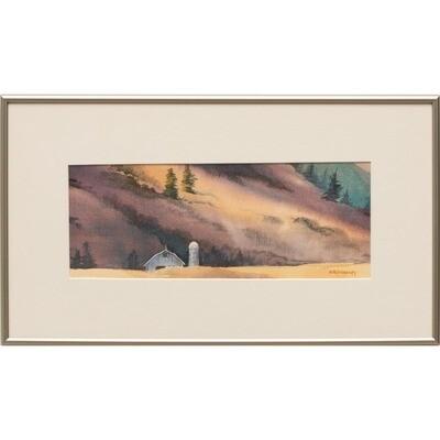Eastern Light -- Nancy R Bradley