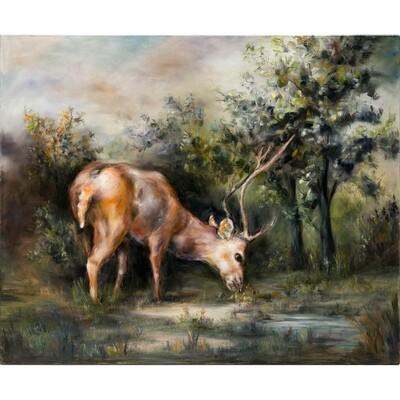 In the wild -- J Goloshubin
