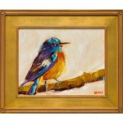 Untitled Bird 4 -- Josey Wise