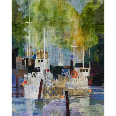 Docked -- Susan K. Miller