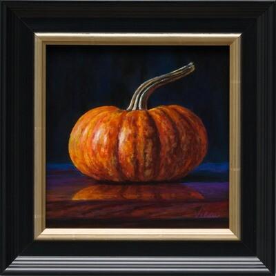 Pumpkin Beauty -- Megan Veldee