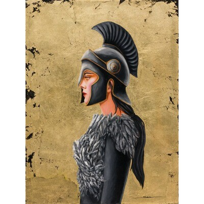 Warrior Princess of the Raven Clan -- Sobia Shuaib
