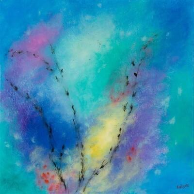 Turquoise Shine -- Leanna Leitzke