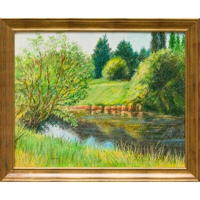 Bothell. Along The River -- Leanna Leitzke